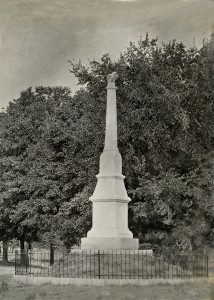 Byron's Soldier's Monument